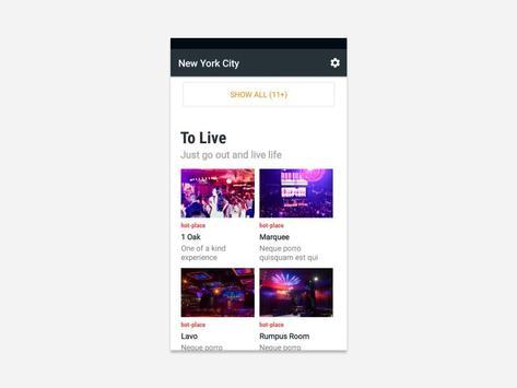 Places NYC screenshot 3