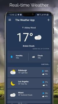 The Weather App & Weather Radar for Android - APK Download