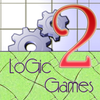 100² Logic Games - Time Killers, Squared ! icon