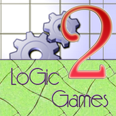 100² Logic Games - Time Killers, Squared !-icoon