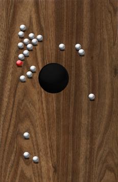 Roll Balls into a hole screenshot 8