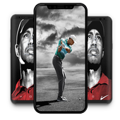 Tiger Woods Wallpaper icon