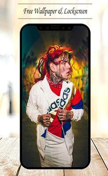 Tekashi 6ix9ine Art Wallpapers screenshot 1