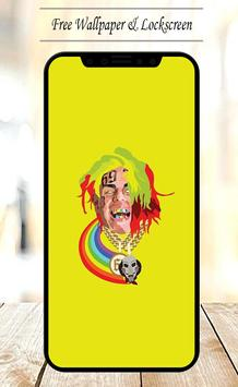 Tekashi 6ix9ine Art Wallpapers screenshot 2
