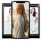 Emilia Clarke wallpaper icon