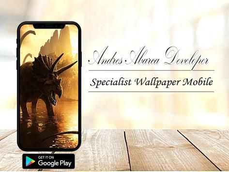Indoraptor Wallpapers HD poster