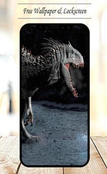 Indoraptor Wallpapers HD screenshot 1