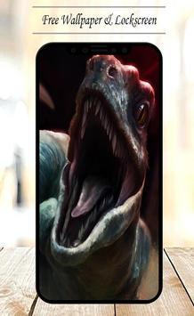 Indoraptor Wallpapers HD screenshot 3