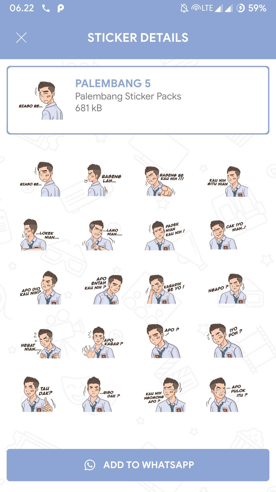 Stiker Palembang For Android Apk Download