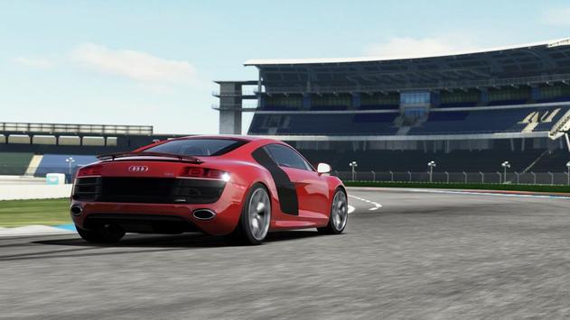 Speed Audi Racing Simulator Car Game screenshot 1