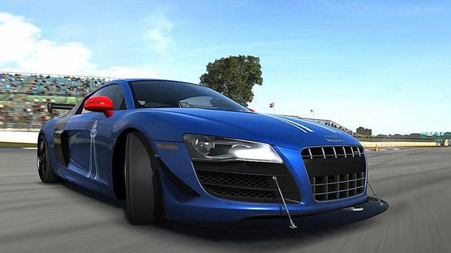 Speed Audi Racing Simulator Car Game screenshot 2