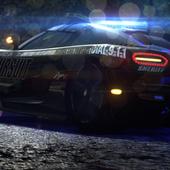 Speed Police Car Simulator USA Edition icon