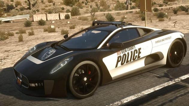 Speed Police Car Simulator USA Edition screenshot 7