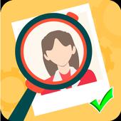 Compress photo icon