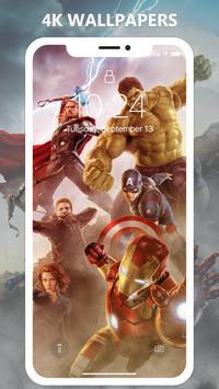 Superheroes Wallpapers HD, 4K Backgrounds - WallBG poster