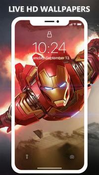 Superheroes Wallpapers HD, 4K Backgrounds - WallBG screenshot 4
