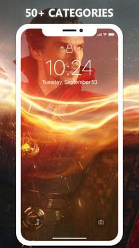 Superheroes Wallpapers HD, 4K Backgrounds - WallBG screenshot 5