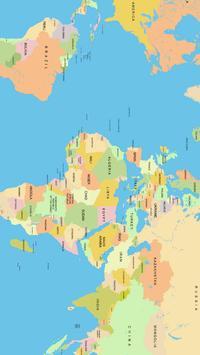 World Map screenshot 1