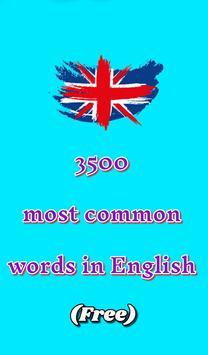 3500 words in English (Free) screenshot 10