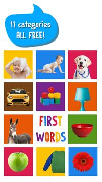 First Words for Baby 截图 6