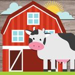Kids Farm Game: Preschool APK