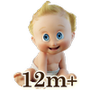 My First Words: Baby learning apps for infants иконка