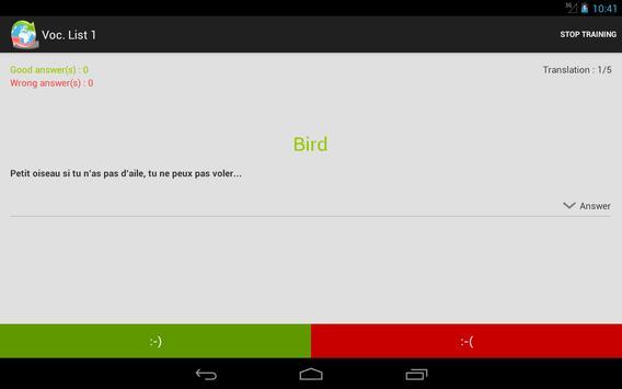 Translate it! screenshot 11