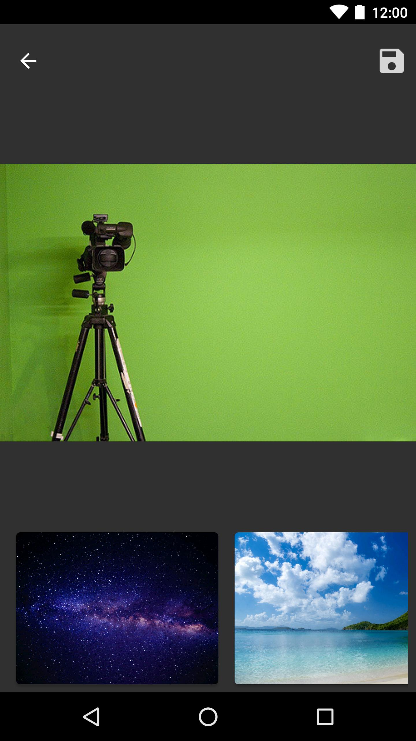 Chroma Key for Android - APK Download