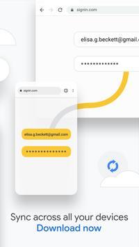 Google Chrome: Fast & Secure screenshot 5