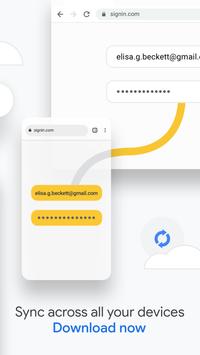 Google Chrome: rápido e seguro imagem de tela 5