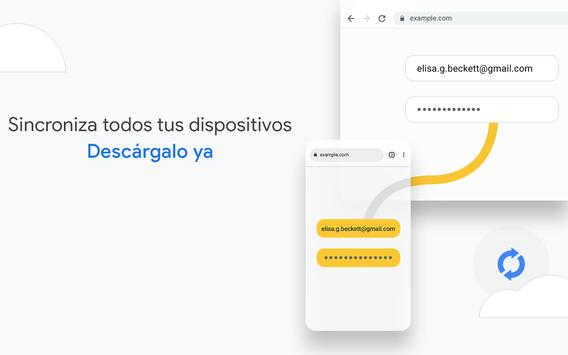 Google Chrome: rápido y seguro captura de pantalla 5