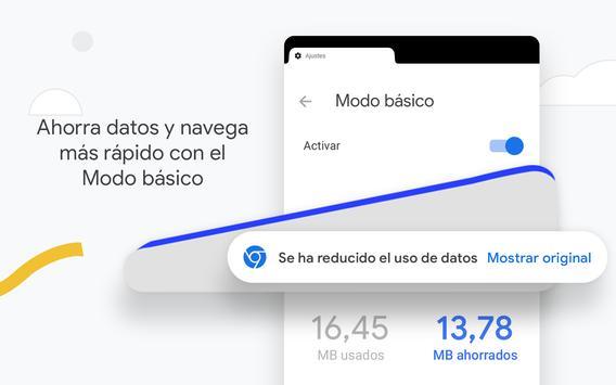 Google Chrome: rápido y seguro captura de pantalla 1