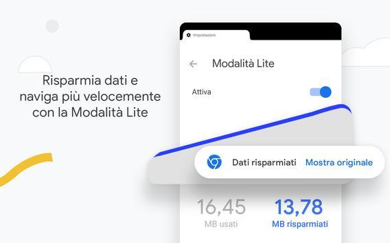 15 Schermata Google Chrome: veloce e sicuro