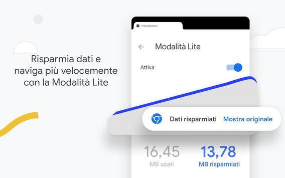 9 Schermata Google Chrome: veloce e sicuro