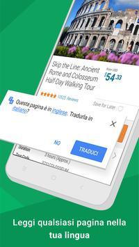 3 Schermata Google Chrome: veloce e sicuro