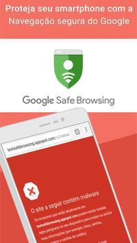 Google Chrome: rápido e seguro imagem de tela 4