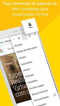 Google Chrome: rápido e seguro imagem de tela 2