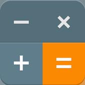 Calculator-icoon