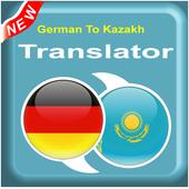German To Kazakh - KK To DE – Speak Translator icon