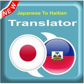 Japanese To Haitian - HT To JA – Speak Translator icon
