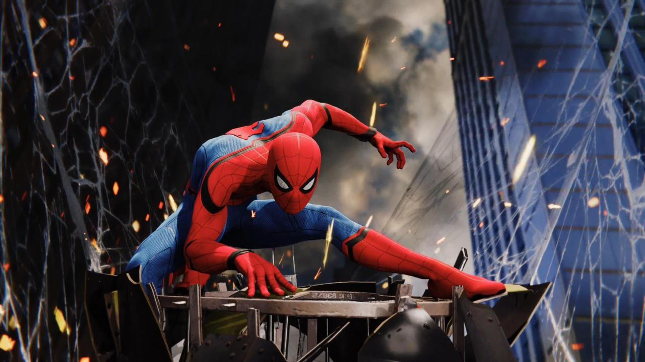 Spider Man Wallpapers Hd For Android Apk Download