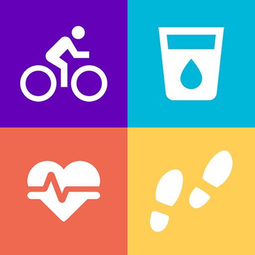 健康とフィットネス - 歩数計、体重減少