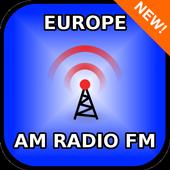Radio Free Europe - Radio Europe - Europe Radio icon