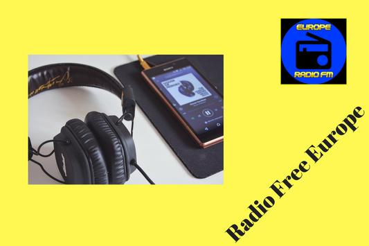 Radio Free Europe - Radio Europe - Europe Radio screenshot 3