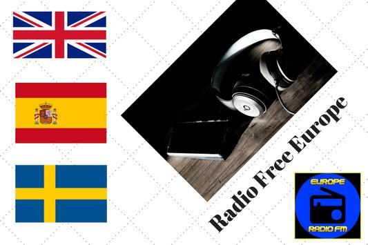 Radio Free Europe - Radio Europe - Europe Radio screenshot 6