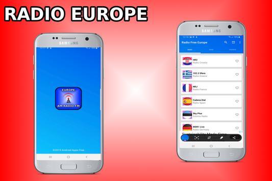 Radio Free Europe - Radio Europe - Europe Radio screenshot 8