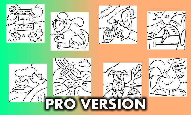 Toddler Coloring Book Free For Android Apk Download