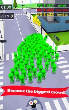 Crowd City War screenshot 2