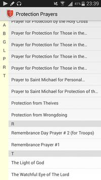 Protection Prayers screenshot 1