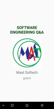 Software Engineering Q & A poster
